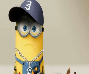 minions and eminem image