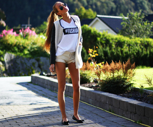 autum, outfit, and fashion image
