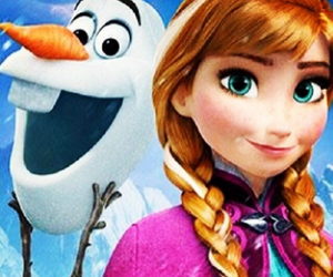 frozen, disney, and movies image