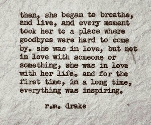 116 Images About R M Drake Quotes On We Heart It See More About