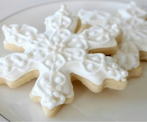 beautiful, christmas, and cookie image