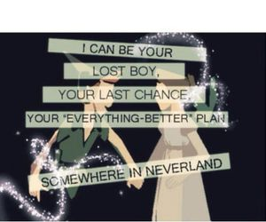 boy, neverland, and peter image