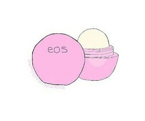 eos, pink, and overlay image