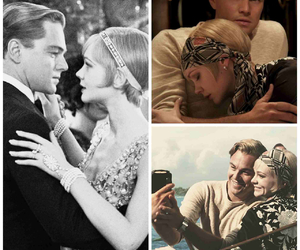 couple, goals, and the great gatsby image