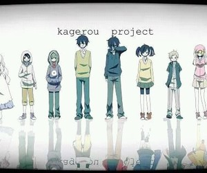 kagerou project image