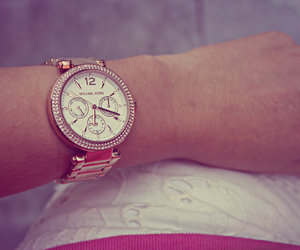beautiful, clock, and fashion image