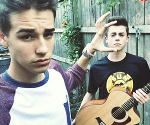 jacob whitesides and grant landis image