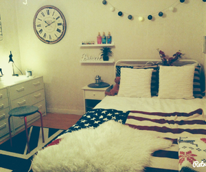 bedroom, girly, and cute image