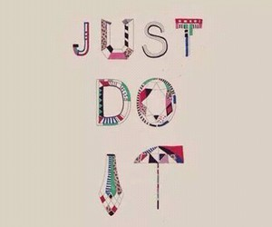Just Do It image