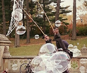 bubbles, fun, and nyc image