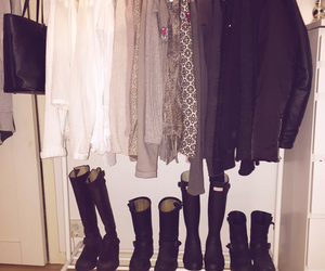 clothes, fashion, and hunters image