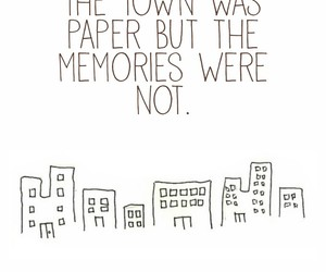 books, papertowns, and johngreen image