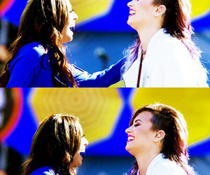 demi lovato and cher lloyd image