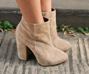 boots, girl, and photography image
