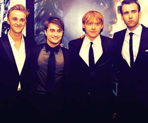 cast, harry potter, and lort¨¨ image