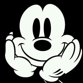 Mickey Mouse Discovered By Paula Soares On We Heart It