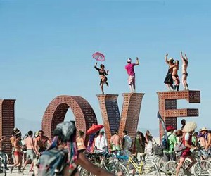 love and festival image