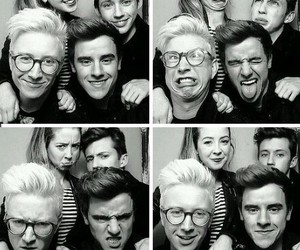Connor, youtubers, and zoella image
