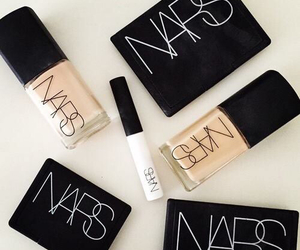 nars, beauty, and fashion image