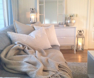 beautiful, candles, and homedecor image
