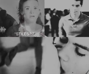 stiles, teenwolf, and dylano'brien image