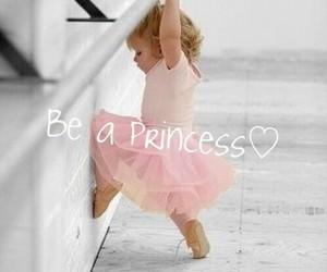 princess, cute, and pink image