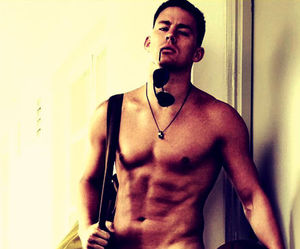 channing tatum, sexy, and wow image
