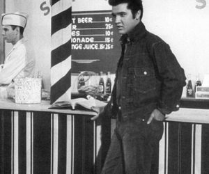 Elvis Presley, handsome, and OMG image