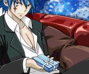 anime, boy, and fairy tail image