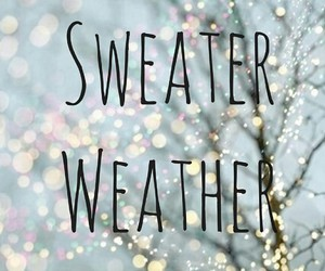 snow, weather, and sweater image