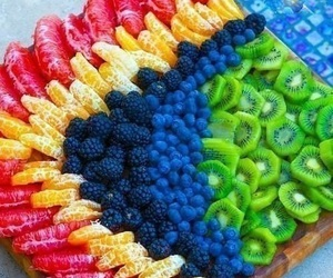 berries, foods, and delicious image