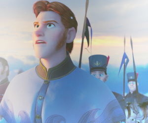 disney, frozen, and prince hans image