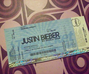 amazing, justin bieber, and my world tour image