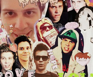 Collage, rubius, and elrubiusomg image