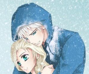elsa, jelsa, and frozen image