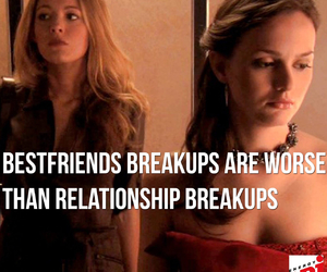 breakup, best friends, and friendship image