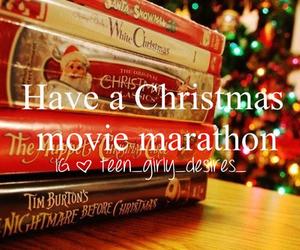 christmas, winter, and movie image
