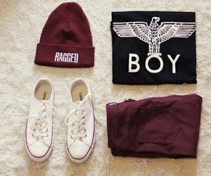 boy, converse, and outfit image