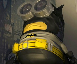 batman and minions image