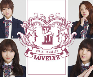 lovelyž and 러블리즈 image