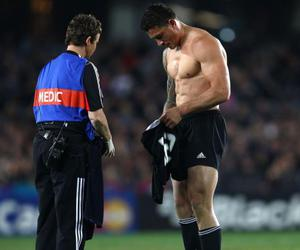 Hot, shirtless, and sonny bill image