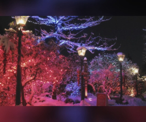 christmas, effect, and indie image