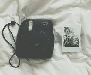 black, camera, and tumblr image