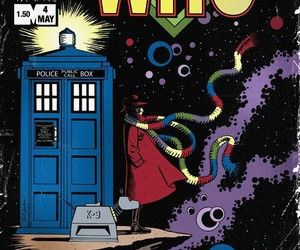 comics, doctor, and Marvel image