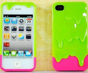 portable, cute, and phone cases image