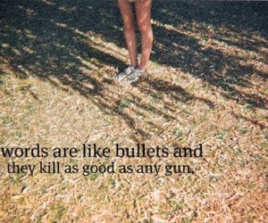 text, words, and bullet image