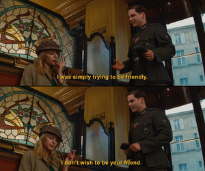 daniel bruhl, inglourious basterds, and text image