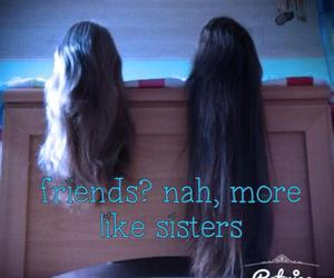 Best, sisters, and friends image