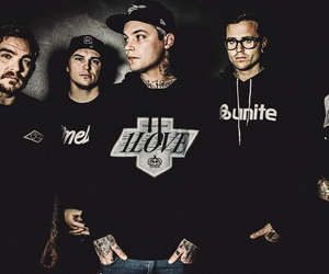 the amity affliction and joel birch image