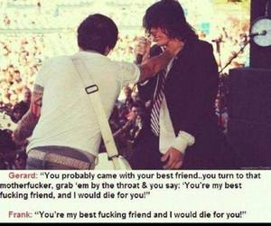 bff, fetus, and frank iero image